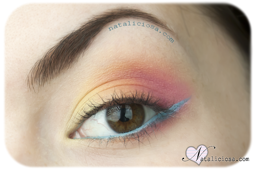 sunset eyes summer 2013 maquillaje veraniego