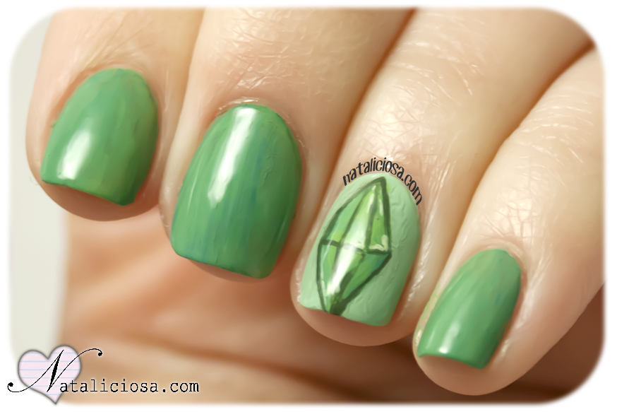 plumbob manicure sims3 the sims social game maxis